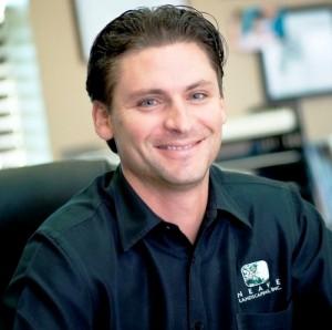 Scott Neave, president of Neave Group