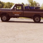 Mike Rorie's GroundMasters Truck