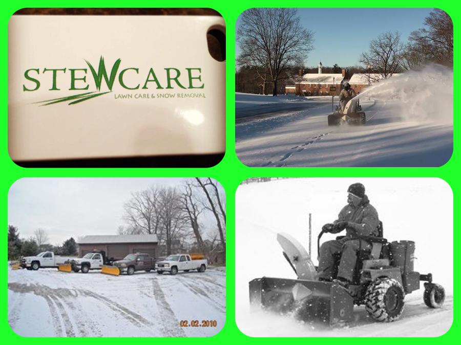 Stewcare snow removal