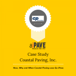 Coastal Paving Go iPave Case Study