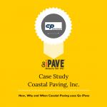 Coastal Paving Go iPave Case Study
