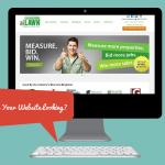 landscape and paving company website design tips