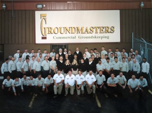 GroundMasters team photo