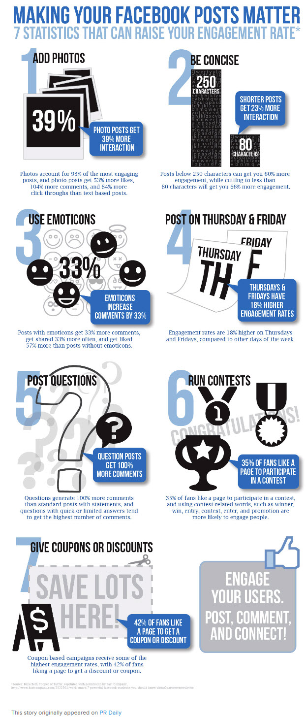 7 Facebook Stats