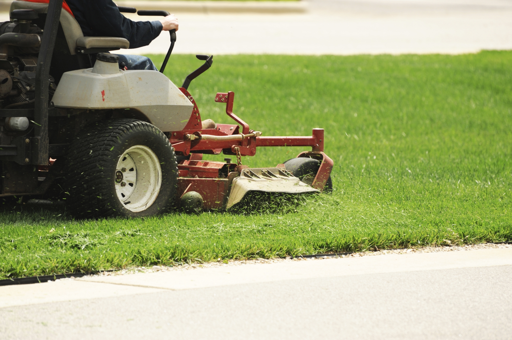 Funny lawn mower videos