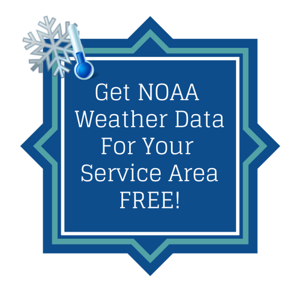 NOAA Weather Instructions