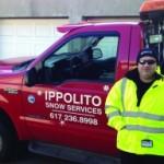 Frankie Ippolito, Owner of Ippolito Snow Services. Photo Credit Go Plow.com