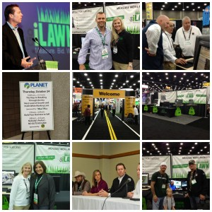 Some photos from our booth and adventures at GIE 2013.